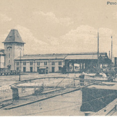 GALATI , PESCARIILE STATULUI, Necirculata, Printata