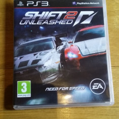 JOC PS3 NEED FOR SPEED SHIFT 2 UNLEASHED ORIGINAL / by WADDER - Jocuri PS3 Electronic Arts, Curse auto-moto, 3+, Single player