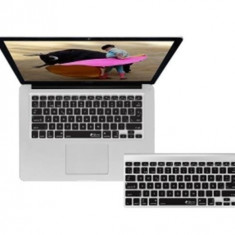 Husa de protectie pt tastatura EU / UK Apple Macbook Pro Air Retina 13 15 17 mac - Husa laptop