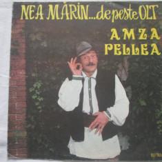 Amza Pellea – Nea Mărin...De Peste Olt _ vinyl(LP) Romania non music - Muzica Pop electrecord, VINIL