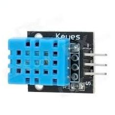Modul DHT11 senzor rezistiv temperatura si umiditate arduino