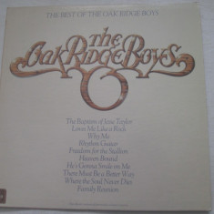The Oak Ridge Boys ‎– The Best Of The Oak Ridge Boys _ vinyl(LP) SUA