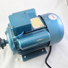 Motor Monofazat 1,1 KW 3000 Rpm - Nou - Livrare Gratuita