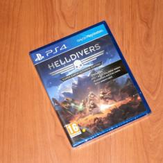 Joc PS4 - HellDivers - Super-Earth Ultimate Edition, nou, sigilat - Jocuri PS4, Actiune