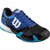 Wilson-Incaltaminte Tenis Barbati Rush Pro 2.0 Zgura Albastru/Negru