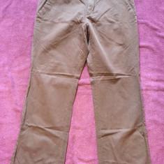 Pantaloni barbati REYJAY, mas. 34, Culoare: Maro, Lungi, Bumbac
