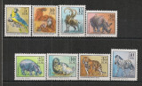 D.D.R.1975 Animale din Gradini Zoologice  CD.1012, Nestampilat