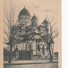 GALATI, CATEDRALA - Carte Postala Moldova dupa 1918, Necirculata, Printata