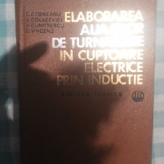 Elaboararea aliajelor de turnatorie in cuptoare electrice prin inductie Cosneanu