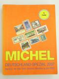 MCCA - CATALOG FILATELIC - MICHEL - GERMANIA 2007