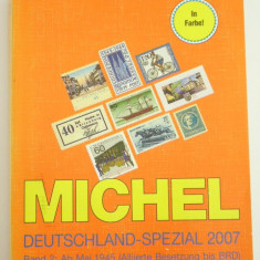 MCCA - CATALOG FILATELIC - MICHEL - GERMANIA 2007