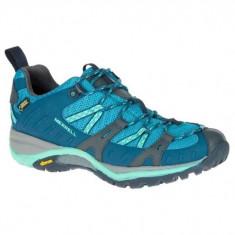 Pantofi trekking pentru femei Merrell Siren Sport Gore-Tex Turquoise (MRL-35784-ME) - Adidasi dama Merrell, Culoare: Albastru, Marime: 37, 38, 39, 40