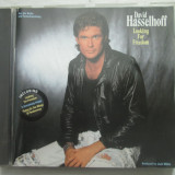 David Hasselhoff ‎– Looking For Freedom _ CD, album Germania - Muzica Pop