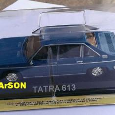 Macheta metal DeAgostini - Tatra 613 - NOUA- Masini de Legenda 58 - Macheta auto, 1:43