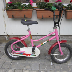Bicicleta pentru copii Bogy, import Germania - Bicicleta copii, 8 inch, 12 inch, Numar viteze: 1