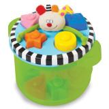 Jucarie muzicala multifunctionala Sortatorul Kooky Taf Toys