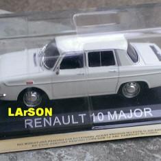 Macheta Renault 10 1965 +revista DeAgostini Masini de Legenda 50, 1:43