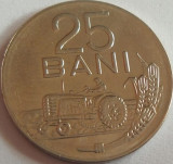 Moneda 25 Bani - RS ROMANIA, anul 1966  *cod 124 - circulata