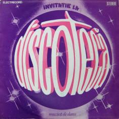Invitație La Discotecă 2 (LP) - Muzica Pop electrecord, VINIL