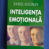 DANIEL GOLEMAN - INTELIGENTA EMOTIONALA - 2001