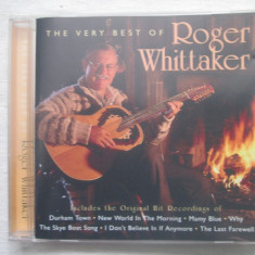 Roger Whittaker ‎– The Very Best Of Roger Whittaker _ CD UK - Muzica Country Altele
