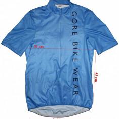 Tricou ciclism Gore Bike Wear, windstopper frontal, barbati, marimea L PROMOTIE - Echipament Ciclism, Tricouri
