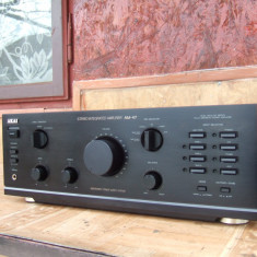 Amplificator Akai AM-47 - Amplificator audio Akai, 81-120W