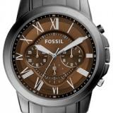 Fossil FS5090 Grant Chronograph ! ! ! Produs nou ! ORIGINAL ! - Ceas barbatesc Fossil, Casual, Quartz, Inox, Cronograf