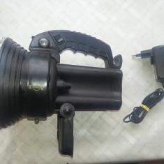 Lanterna cu acumulator - 59 lei