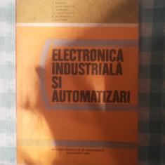 Electronica industriala si automatizari Florea S.
