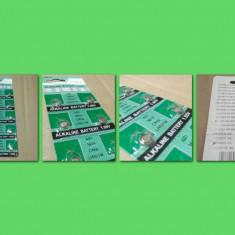 Baterie ceas quartz, alcalina 1.5V - SR621SW AG1 LR621 364 SR60, accesorii ceas