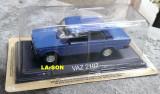 Macheta VAZ 2107 (Lada Nova) +revista DeAgostini Masini de Legenda nr.33, 1/43