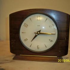 Ceas de semineu sau birou Smith Anglia anii 30