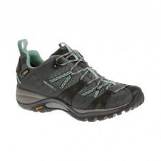 Pantofi trekking pentru femei Merrell Siren Sport Gore-Tex (MRL-32692-ME) - Adidasi dama Merrell, Culoare: Gri, Marime: 36, 37, 39, 40, 41
