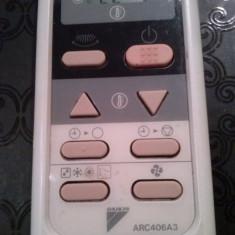 Telecomanda aer conditionat DAIKIN, model mai vechi ARC 406 A3