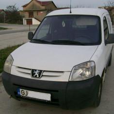 Peugeot Partner, An Fabricatie: 2004, Motorina/Diesel, 1868 cmc, 221000 km