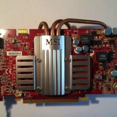 Placa video MSI nVidia GeForce NX8600GTS-T2D512EZ-HD, 512MB, GDDR3, 128bit, - Placa video PC