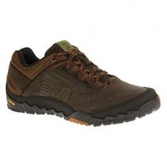 Pantofi pentru barbati Merrell Annex Dark Earth (MRL11013-DAE) - Pantofi barbat Merrell, Marime: 40, 43, 44, 46, 47, Culoare: Maro