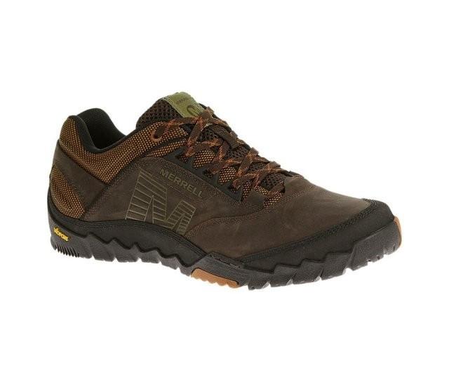Pantofi pentru barbati Merrell Annex Dark Earth (MRL11013-DAE) foto mare