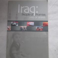 Canon Andrew White -Iraq:People Of Promise, land of despai _carte in lb. engleza - Carte in engleza