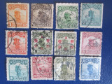 TIMBRE CHINA LOT USED, Stampilat