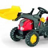 Tractor cu pedale, cu cupa MADE IN GERMANIA