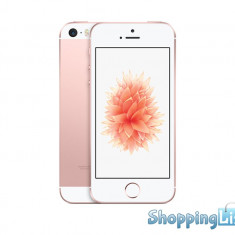 IPhone SE 64GB, roz | Sigilat | Garantie 1 an | Se aduce la comanda din SUA - Telefon iPhone Apple