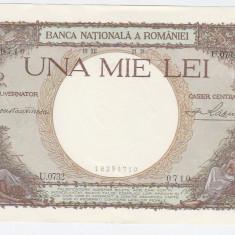 * Bancnota 1000 lei 1938 - 6 - Bancnota romaneasca