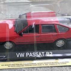 Macheta metal DeAgostini Volkswagen Passat B2+revista Masini de Legenda nr.83 VW