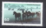 GERMANIA 1987, Fauna -Anul European al mediului inconjurator, serie neuzata, MNH, Nestampilat