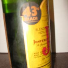 whisky  J&B   rare  l.1 gr. 43