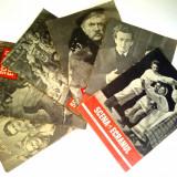 Lot 6 reviste SCENA SI TEATRUL Nr. 1, 3, 7, 8, 16, 22 - 1957
