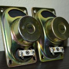 Doua Difuzoare 4 ohmi 3W ( 9x5x3.5cm ) #1 - Difuzor