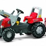 Tractor MARE cu pedale, remorca si cupa MADE IN GERMANIA